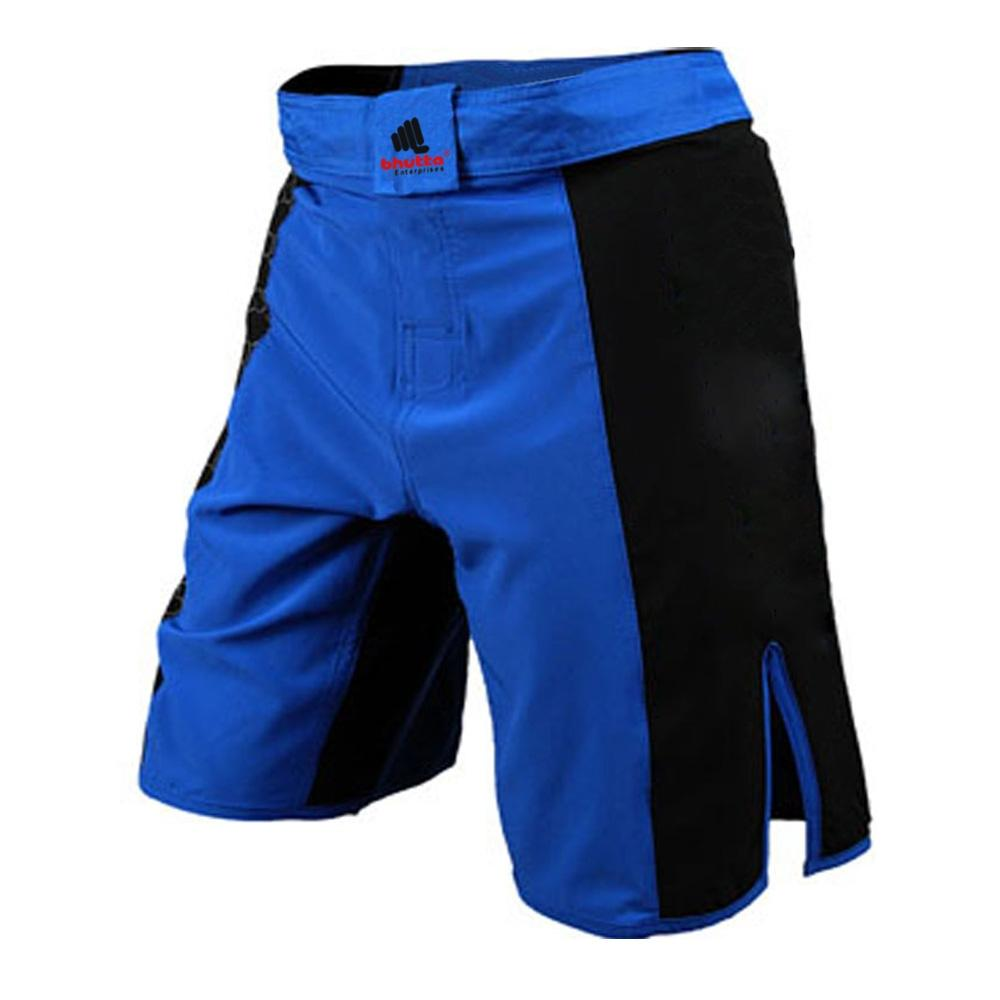 <p>MMA Board Short Made of 100% taslan. Sublimation Printing and Embroidery as per customer demand.<br />